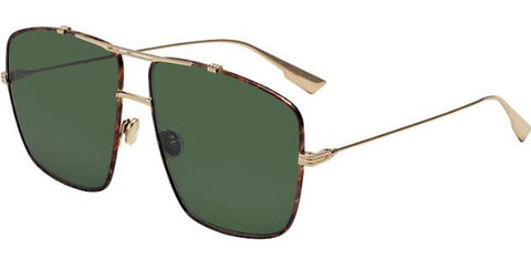 Polarized Gold 23k GP / size 61 / Lenses Fume