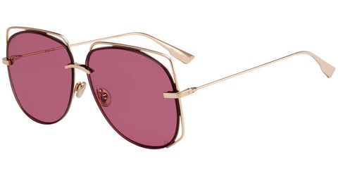Pink 23k / size 61 / Lenses Brown with Gold-Pink Mirror