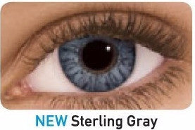 AirOptix Colors Sterling Gray (2pcs)