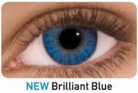 AirOptix Colors Brilliant Blue (2pcs)