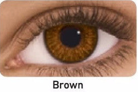 AirOptix Colors Brown (2pcs)