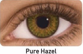 AirOptix Colors Pure Hazel (2pcs)