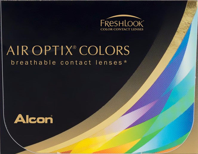 AirOptix Colors Honey (2pcs)