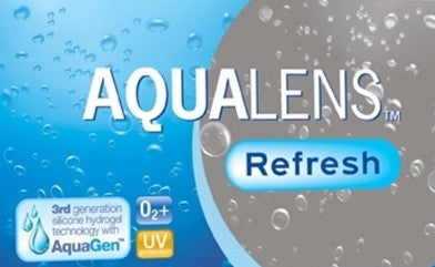 Aqualens Refresh (3pcs)