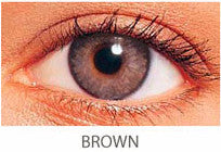 FreshLook ColorsBlends Brown (2pcs)