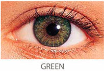 FreshLook ColorsBlends Green (2pcs)