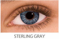 FreshLook ColorsBlends Sterling Gray (2pcs)