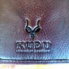 Kudu Leather Wallet/Purse
