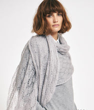 Mohair Lace Shawl