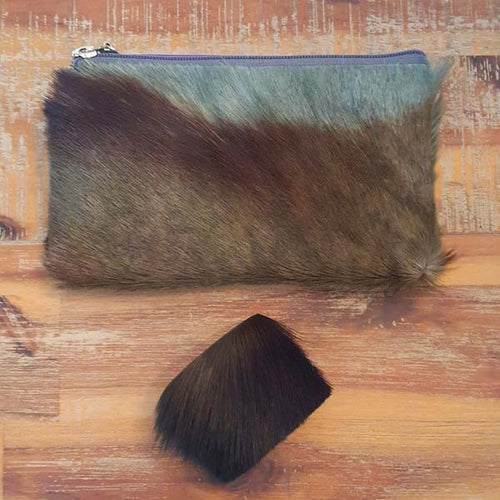 Springbok Hide Purse