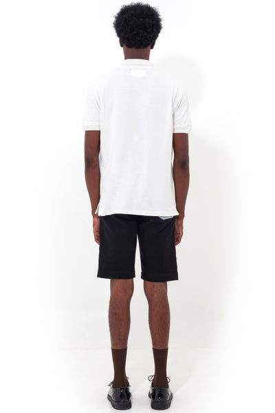 White Ugly Duck Fit Polo