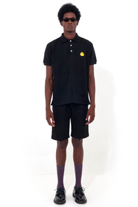 Black Classic Duck Fit Polo