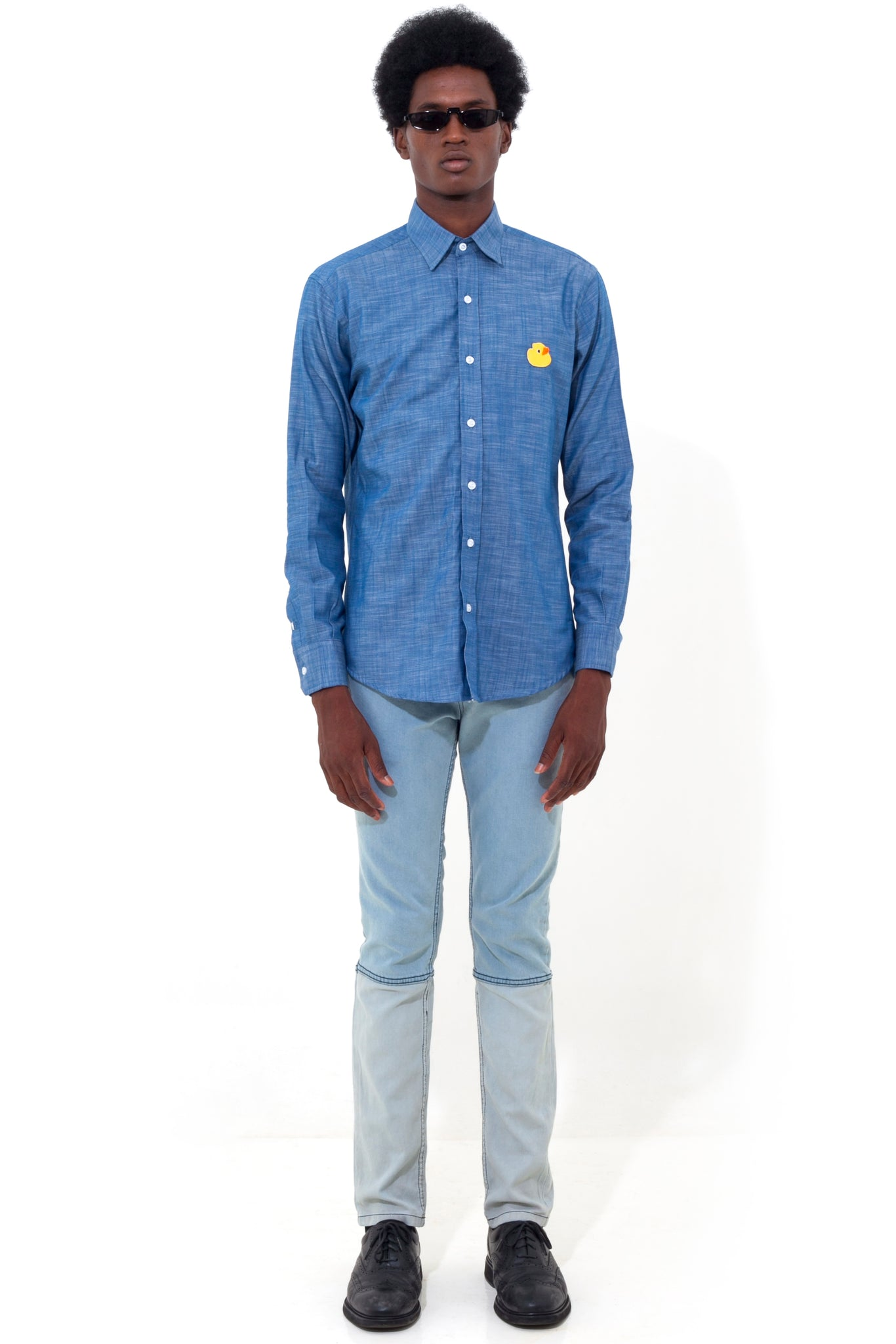 Denim Classic Duck Shirt