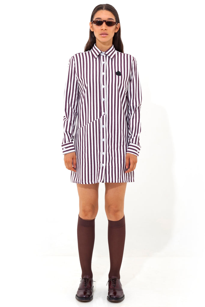Striped Ugly Duck Dress