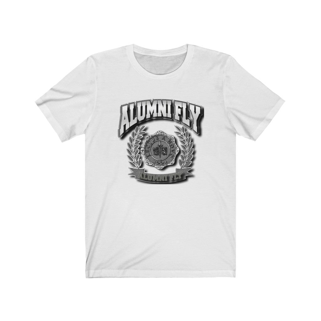 Iced Out logo Unisex Jersey Short Sleeve Tee
