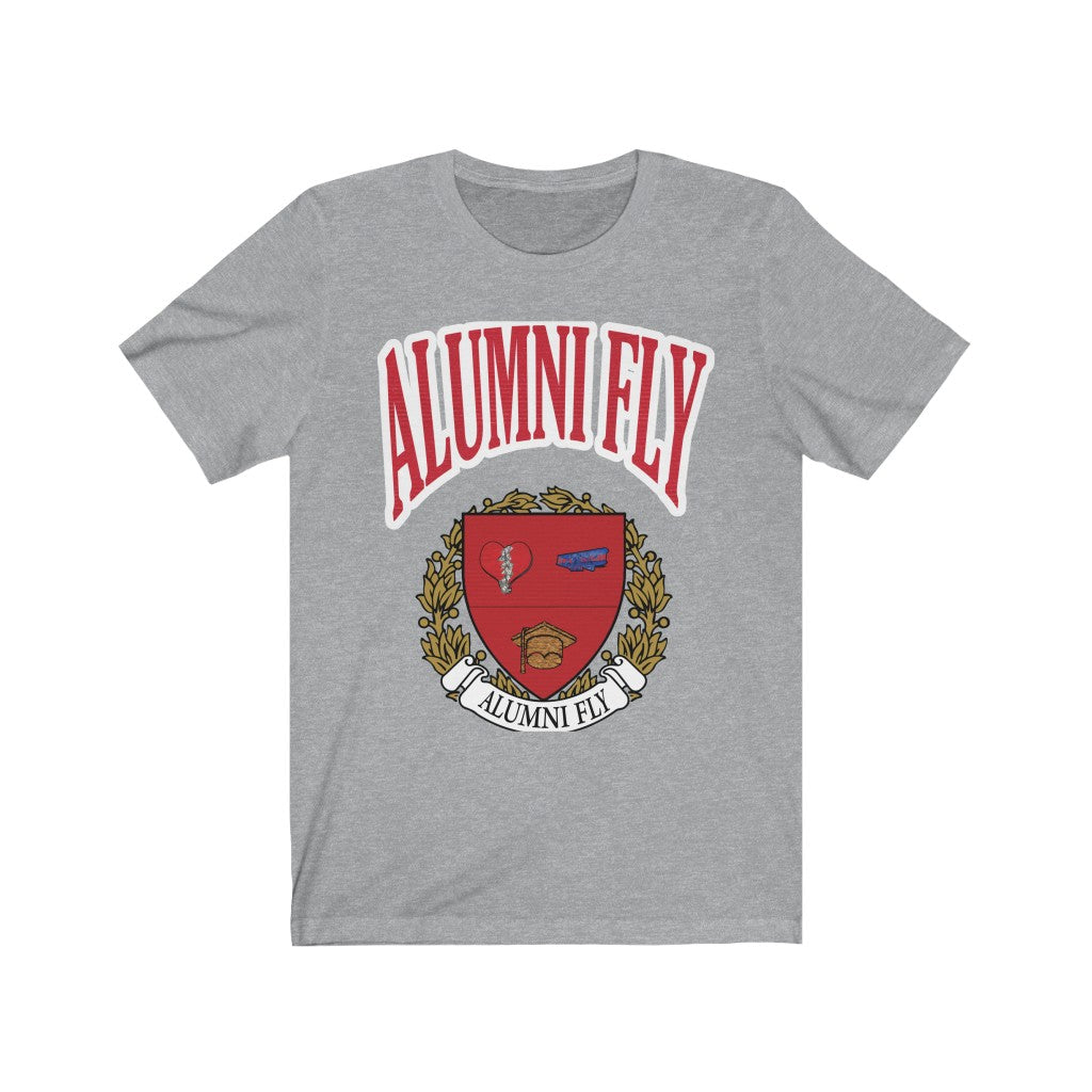 Ivy League Unisex Jersey Short Sleeve Tee