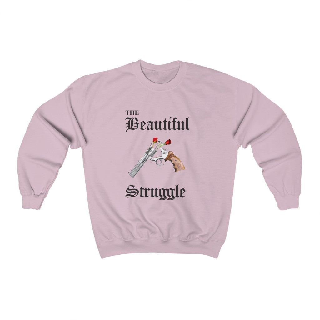 The Beautiful Struggle Unisex Heavy Blend™ Crewneck