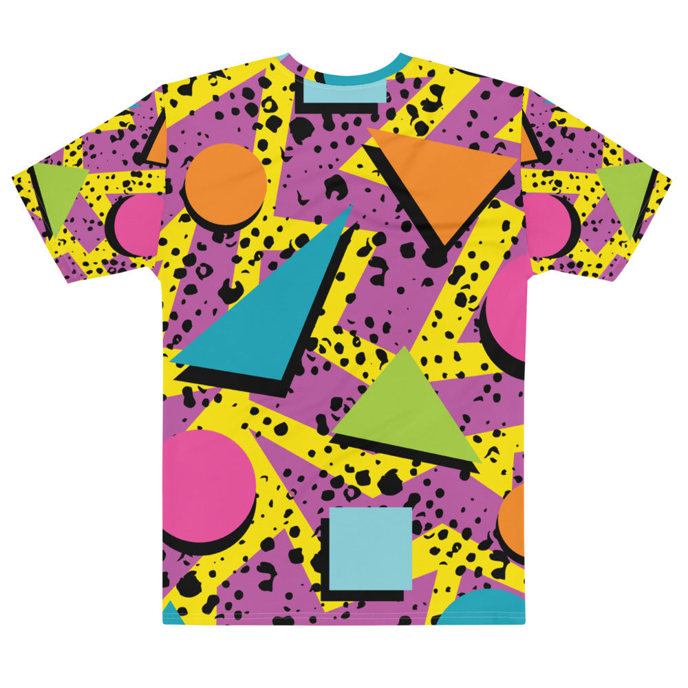 90s Party All-Over Print Unisex T-shirt