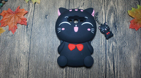 Brand Name: LuYiDa Retail Package: No Function: Dirt-resistant Size: For Samsung Galaxy Ace 4 Lite G313 G313H SM-G313H Ace 4 Neo SM-G318H Compatible Brand: Samsung Type: Fitted Case Design: Cute Features: Cute Cartoon Wholesale: Best price support Drop Shipping: Support Design: Cartoon Phone case cover coque capa fundas Condition: 100% brand new high quality Style: 3D Cute Fortune Cat White Black Cat Material: Soft Silicone