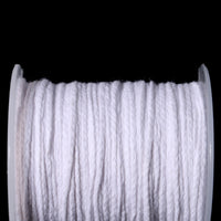 61m Cotton Braid Candle Wick Core Spool