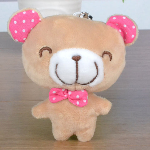 Brand Name: OCDAY Material: Cotton Filling: PP Cotton Type: Plush/Nano Doll Age Range: 0-12 Months Animals: Bear Features: Educational,Soft Gender: Unisex Item Type: Animals Theme: cartoon Form: animal Item Type: Animals
