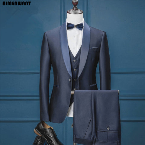 Gender: Men Item Type: Suits Front Style: Flat Model Number: Slim fitted suit Fit Type: Skinny Pant Closure Type: Zipper Fly Style: Vintage Closure Type: Single Breasted Brand Name: AIMENWANT Clothing Length: Regular Material: Polyester
