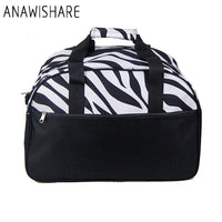 Item Type: Travel Bags Brand Name: ANAWISHARE Style: Fashion Item Height: 33cm Material Composition: nylon Item Width: 25cm Item Length: 50cm Gender: Women Closure Type: Zipper Model Number: j0 Hardness: Soft Have Drawbars: No Main Material: Polyester Travel Bag: Travel Duffle