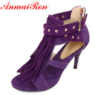 ANMAIRON Tassel Shoes