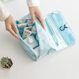 BAGSMALL Hanging Cosmetic Bag- Waterproof
