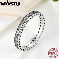 Sterling Silver Wedding Ring