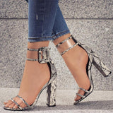 CHNHIRA Transparent Shoes