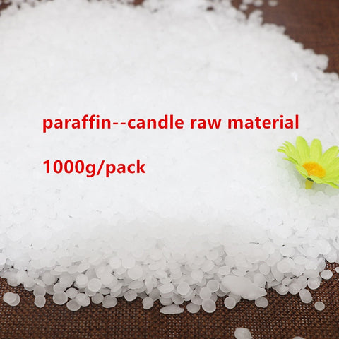 Paraffin Smokeless Raw Candle Material