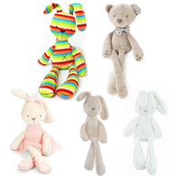 Item Type: Animals Features: Stuffed & Plush,Soft Model Number: NM240Z Gender: Unisex Age Range: > 3 years old Type: Plush/Nano Doll Animals: Rabbit Warning: keep away from fire Filling: PP Cotton Material: Plush Brand Name: schnappy Theme: rabbit Form: animals