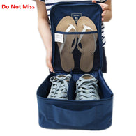 Item Type: Travel Accessories Brand Name: Do Not Miss Pattern Type: Solid Model Number: G143 Travel Accessories: Shoe Bags Item Length: 22cm Main Material: Oxford Item Height: 30cm Item Width: 12cm Material Composition: Oxford Item Weight: 180g Hardness: medium Wholesale: Support Using pictures and products: Support Act as purchasing agency: Support Inventory: adequate Color: Gray, Wine red, Sky blue, Red, Orange, Blue