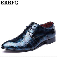 Department Name: Adult Item Type: casual shoes Brand Name: ERRFC Lining Material: PU Closure Type: Lace-Up Insole Material: TPR Outsole Material: Rubber Shoes Type: Derby Shoes Fit: Fits true to size,