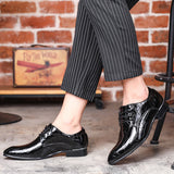 Leisure Leather Dress Shoes