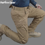 IX9  SWAT  Flexible Man Casual Trousers