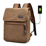 Jorgeolea Versatile Backpack with USB Chargeable