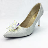 Women Crystal Cinderella Shoes