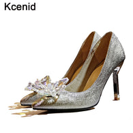 Gender: Women Item Type: Pumps Pump Type: Basic Style: Sweet Brand Name: Kcenid Occasion: Wedding Heel Type: Thin Heels Upper Material: PU Fit: Fits true to size, take your normal size Closure Type: Slip-On Platform Height: 0-3cm Model Number: Pumps(CJL-487) Heel Height: Super High (8cm-up) With Platforms: Yes is_handmade: Yes