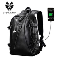 LIELANG External USB Charge Waterproof Backpack