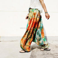 Female Baggy Harem Pants