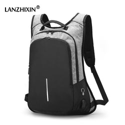 Teenager/Student USB Chargeable Computer Backpack