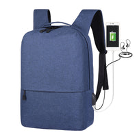 USB Chargeable Anti-theft Backpack