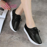 Women Leather Loafers