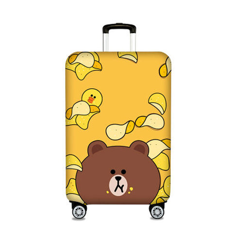Elastic Thick Luggage Cover