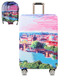 Brand Name: OKOKC Main Material: Polyester Pattern Type: Geometric Travel Accessories: Luggage Cover Material Composition: Polyester Model Number: T2162 Item Height: 80cm Item Length: 54cm Item Weight: 0.35g Item Width: 33cm Item Type: Travel Accessories