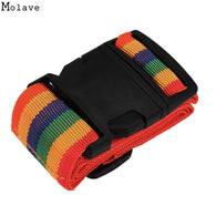 Brand Name: MOLAVE Main Material: Nylon Pattern Type: Striped Travel Accessories: Luggage Straps Material Composition: Nylon Model Number: Travel Accessories Item Height: 0.5cm Item Length: 100cm Item Weight: 100g Item Width: 5cm Item Type: Travel Accessories
