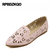 Beautiful Breathable Flat Shoes