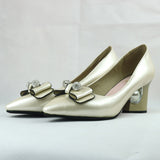 New Glossy Formal Pumps